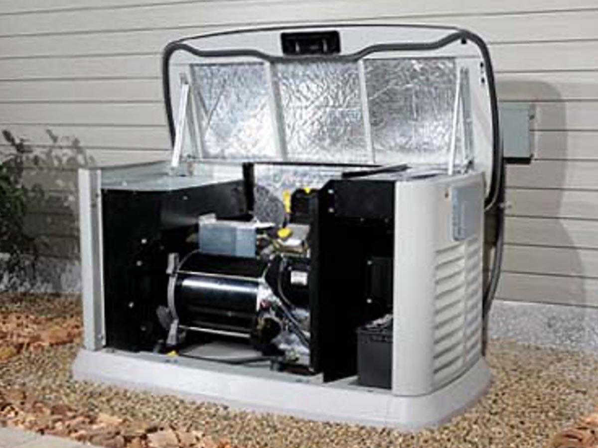 Generator Absorbers